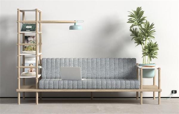 沙发要多功能才够厉害