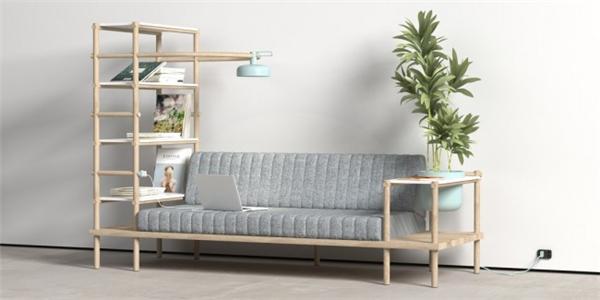 沙发要多功能才够厉害(六)