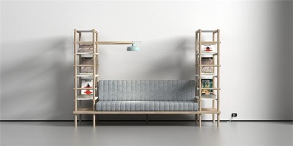 沙发要多功能才够厉害(八)