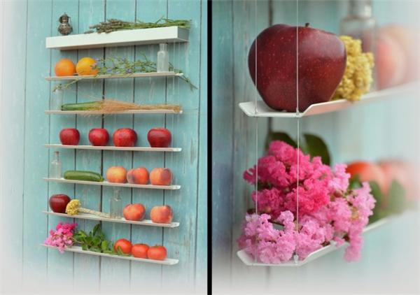 美丽醒目的水果墙(七)