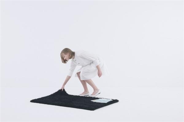 简单实用的地毯座椅(三)