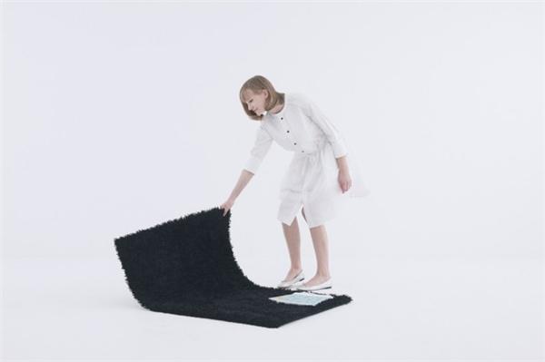 简单实用的地毯座椅(四)
