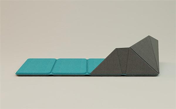 友爱的公共折叠地毯(四)