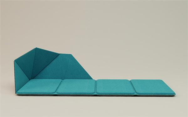 友爱的公共折叠地毯(五)