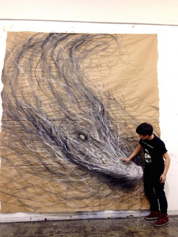 逼真的立体绘画艺术(四)