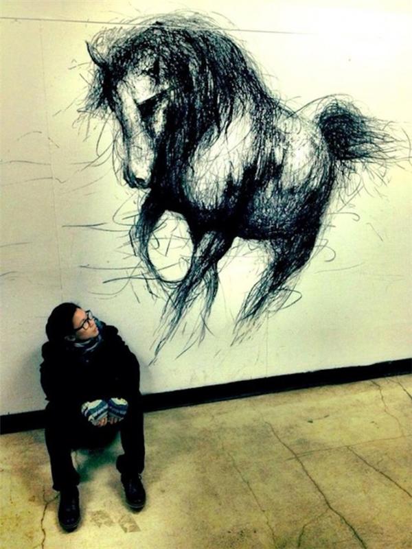 逼真的立体绘画艺术(五)