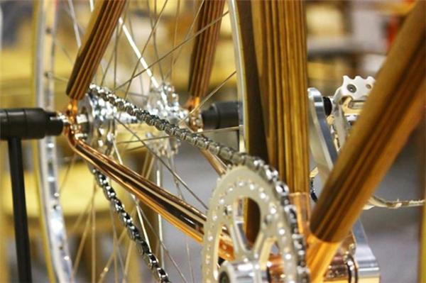 极简而优雅的自行车(五)