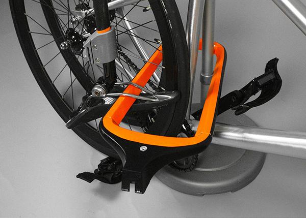 简约多用的自行车后座(六)