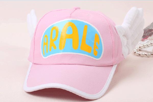 阿拉蕾Arale帽子(粉色)