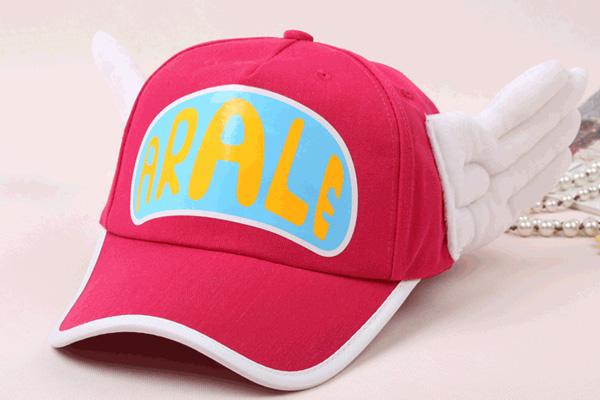 阿拉蕾Arale帽子(红色)