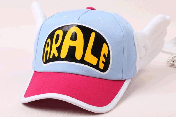 阿拉蕾Arale帽子(蓝色)