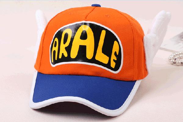阿拉蕾Arale帽子(橙色)