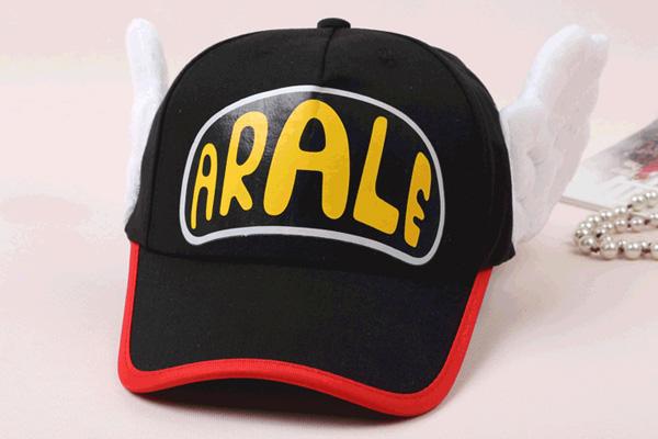 阿拉蕾Arale帽子(黑色)