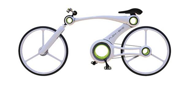 嚣张的骨骼自行车设计(二)