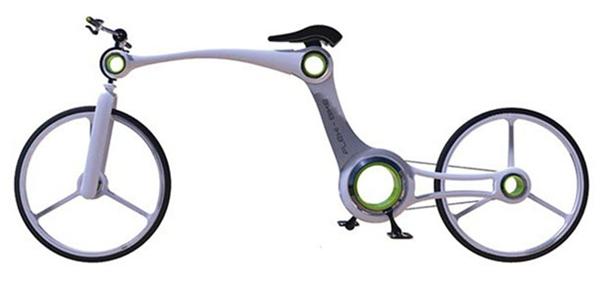 嚣张的骨骼自行车设计(五)