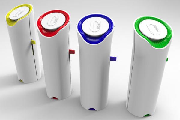 oPhone 用手机发送气味(二)
