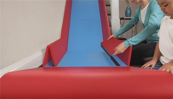 孩子天堂的折叠滑梯设计(五)