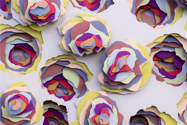令人神往的3D纸雕(十三)