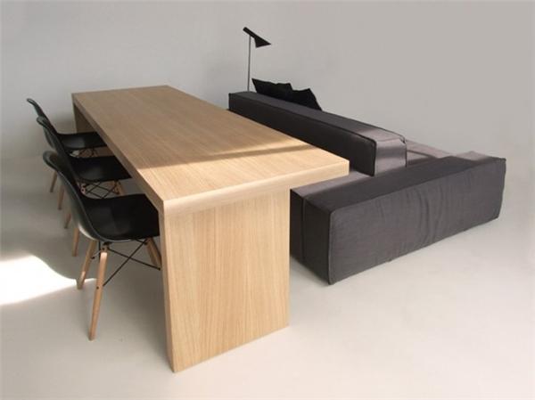 简约双边沙发设计(三)