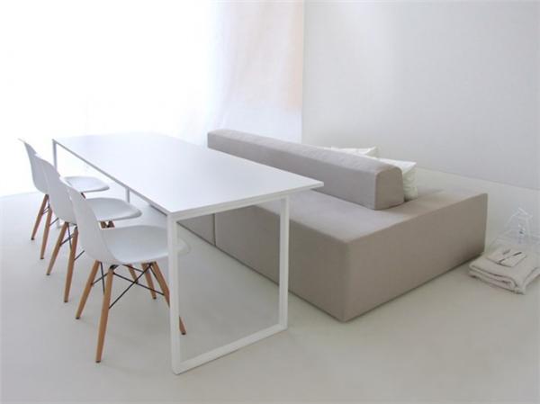 简约双边沙发设计(五)