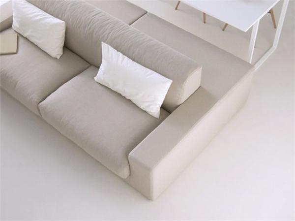简约双边沙发设计(六)