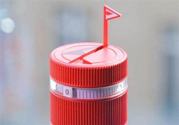 贴心实用的小红旗瓶盖(二)
