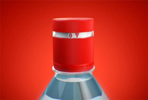 贴心实用的小红旗瓶盖(三)