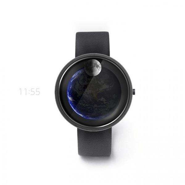 地球和月亮的浪漫手表(五)