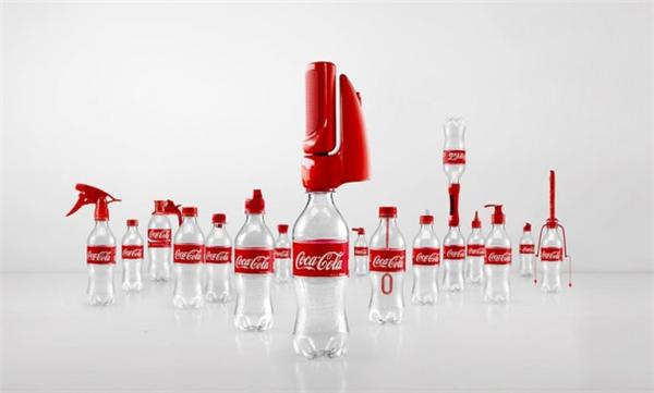 可口可乐瓶的16个回收创意方案