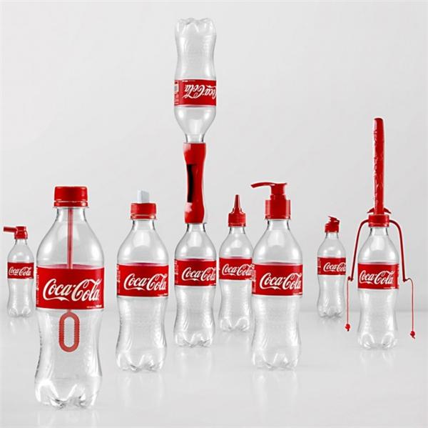可口可乐瓶的16个回收创意方案(二)