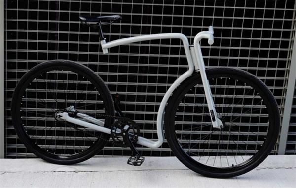 非常牛逼的钢架自行车(二)