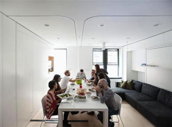 40平方的极度空间公寓(二)
