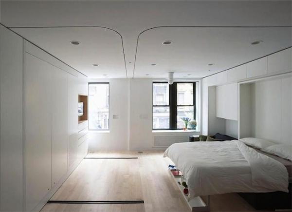 40平方的极度空间公寓(三)