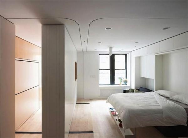 40平方的极度空间公寓(四)