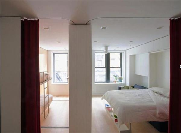 40平方的极度空间公寓(五)