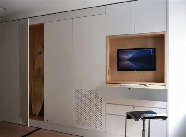 40平方的极度空间公寓(八)