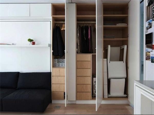 40平方的极度空间公寓(九)