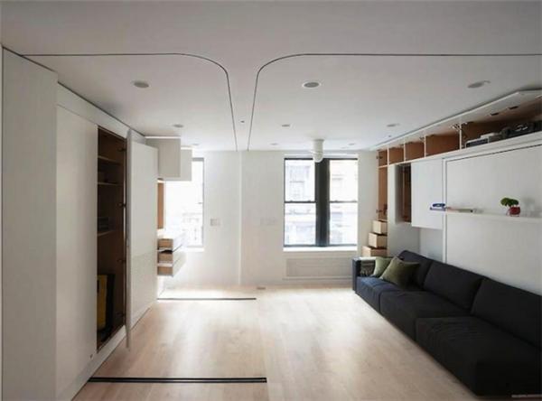 40平方的极度空间公寓(十一)
