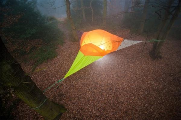 可衔接的悬浮帐篷(四)