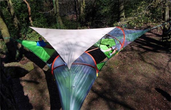 可衔接的悬浮帐篷(六)
