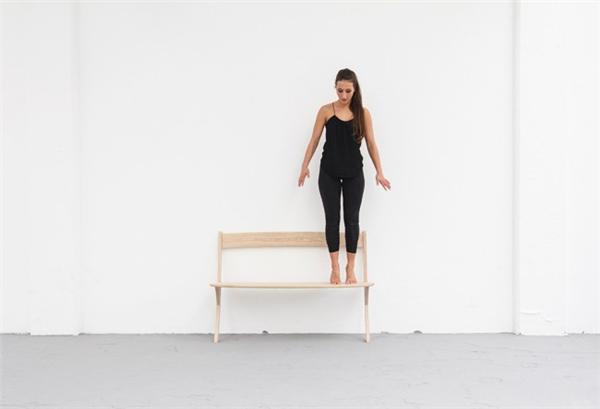 优雅的两条腿长椅(三)