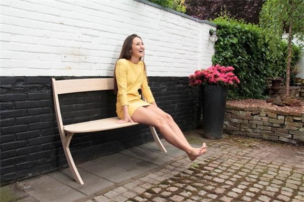 优雅的两条腿长椅(五)