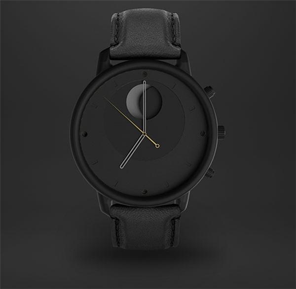概念式月相手表(三)