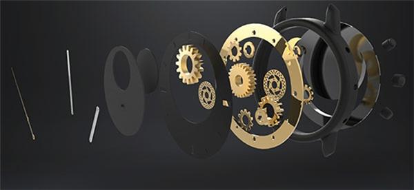 概念式月相手表(七)