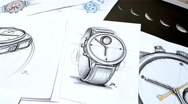 概念式月相手表(八)
