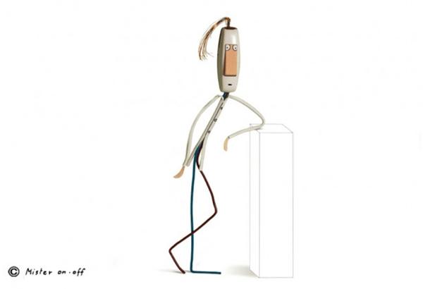 超现实主义插画雕塑(二十七)