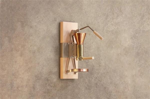 壁挂式浓缩咖啡机设计
