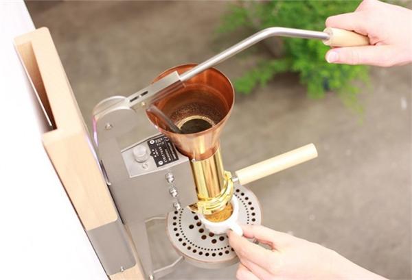 壁挂式浓缩咖啡机设计(二)