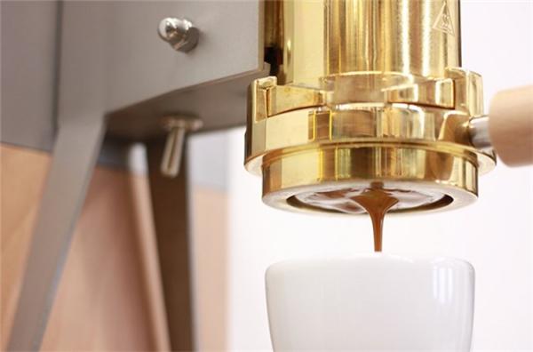 壁挂式浓缩咖啡机设计(三)