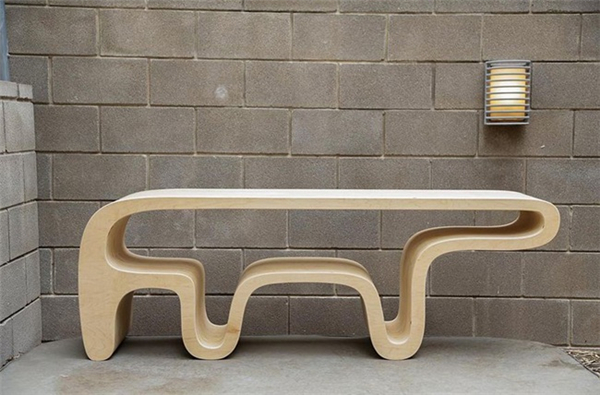 简洁可爱的熊桌设计(三)